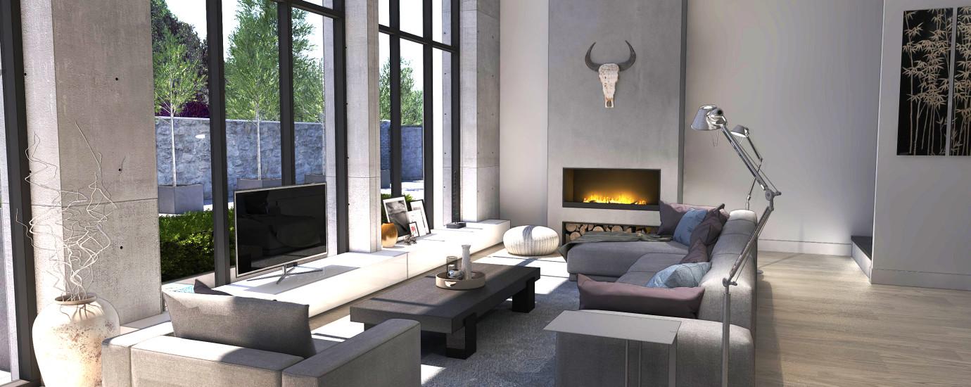 Inrichting woonkamer tekenen gallery of slaapkamer for Woonkamer planner